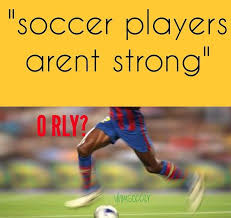 Us Soccer Meme - please if your sport had to do half the running and training