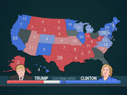 2016 Electoral Map Prediction Youtube by Alex Kuzoian Business Insider