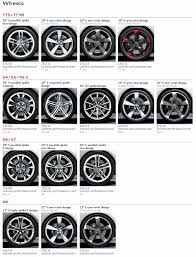 audi catalog audi oem wheel guide