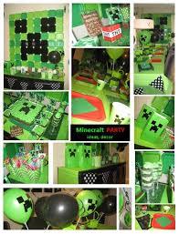 102 best minecraft birthday images on pinterest birthday party