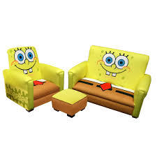 Nickelodeon Furniture Best Furniture Nickelodeon Deluxe Toddler Sofa Chair And Ottoman