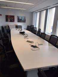 used conference room tables used office tables furniturefinders