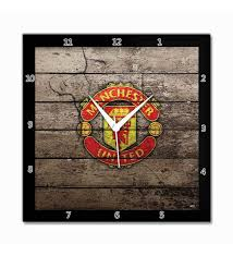 Manchester United Bed Linen - bluegape manchester united wall clock by bluegape online