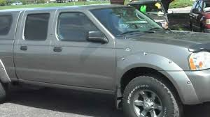 nissan frontier crew cab 2004 nissan frontier xe crew cab 4x4 v6 youtube