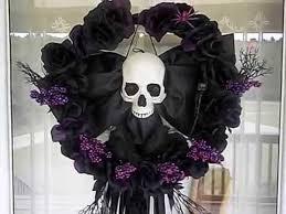 halloween wreaths youtube