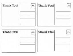 free printable postcard template template update234 com