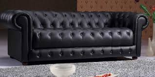 black leather sleeper sofa black leather sleeper sofa with elegant modern design 2018