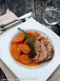 cuisiner paleron les petites douceurs de cricri recette paleron de veau aux