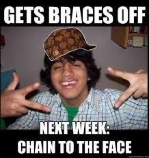 Kid With Braces Meme - th id oip v 88f4liq37cv95yjk1b0whah3