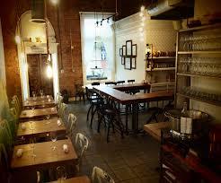 restaurant concept design oxheart u2014 gin design group u2013 interior design branding design
