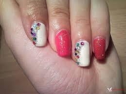 bling bling nails nail art by rita mirabela nailpolis museum of