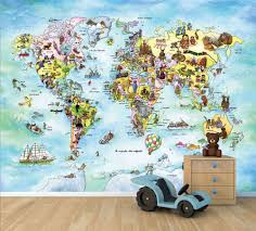 tapisserie chambre d enfant fr murale de rêve décoration intérieure murale papier peint