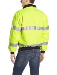 mens hi vis waterproof cycling jacket charles river apparel men u0027s signal hi vis waterproof jacket at