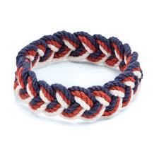 knot rope bracelet images Sailor knot bracelet red white and blue sailor bracelet jpg