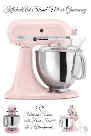 Kitchenaid Artisan 5 Qt Stand Mixer by Enter To Win A Kitchenaid Stand Mixer Giveaway