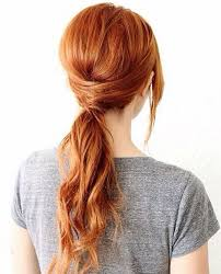 ponytail hair 10 lovely ponytail hair ideas for hair easy doing within 5