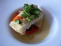 cuisiner un filet de julienne filet de julienne à la sauce gontran recette ptitchef