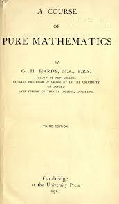 a course of pure mathematics wikipedia