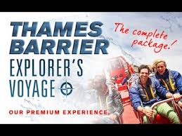 thames barrier rib voyage thames rockets thames barrier explorer s voyage youtube