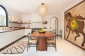 Furniture In Kitchen by Kitchen Of The Week Irene Neuwirth U0027s Glamorous La Kitchen By