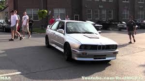 Bmw M3 V10 - 1989 bmw e30 m3 v10 youtube