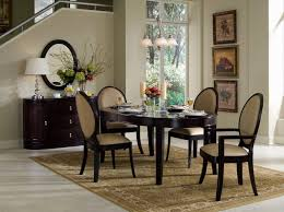 dining room modern dining room table decor with table vases