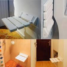 chaise salle de bain pliante chaise siège murale salle de bain aid à la mobilité