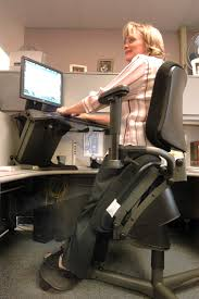Ergonomic Reading Chair Ergonomic Chair Desk System Helps Civilian Stand To Work U003e U S