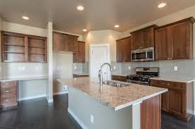 kitchen colors with medium brown cabinets warm rich medium brown cabinets paired with small details of