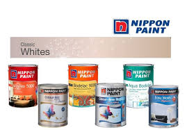 nippon paint classic whites 1l paints paints u0026 coatings
