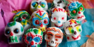 dia de los muertos sugar skulls día de los muertos sugar skulls by mamá