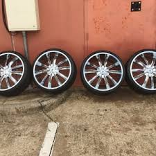 Used 24 Rims And Tires For Sale 24