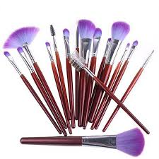 discount professional makeup big discount 16pcs professional makeup brushes sets cosmetic