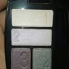 review of avon true color eyeshadow quad in day dream my reviews