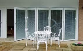 Integral Venetian Blinds Bifold Doors With Integral Blinds Crystal Clear Bristol Bath