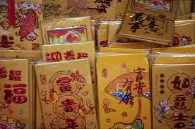 wishing paper bangkok new year customs habits and symbolism