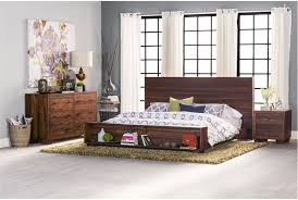 Modern Bedroom Furniture Rooms To Go Quinn Nightstand Living Spaces