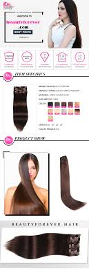 best clip in hair extensions brand beautyforever cheap peruvian clip in hair extensions remy