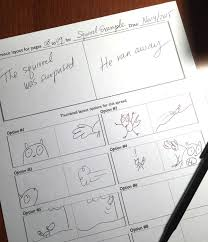 free creative brainstorming templates for picture book writers and