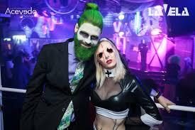 Lela Halloween Costume Asylum Halloween Party 2016 Club La Vela