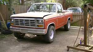 1983 ford f150 4x4 part 1 youtube