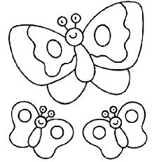 imagenes de mariposas faciles para dibujar dibujos de puntos y colorear colorear las mariposas
