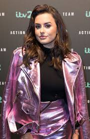 Victoria S Basement Amber Davis At Press Launch For Itv2 U0027s New Spoof Action Comedy