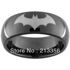 batman wedding rings batman mens wedding ring wedding corners