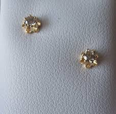 diamond back earrings ear piercing at babypiercing no one does it better 35 years