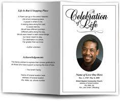 funeral program sles comprehensive resume sle best templates