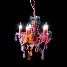 Multi Coloured Chandeliers Domestic Sluttery Chandelier Time Pearl Multi