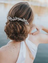 wedding hair combs bridal hair combs by hair comes the hair comes the
