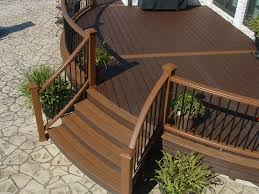 coloring trex stair treads u2014 railing stairs and kitchen design