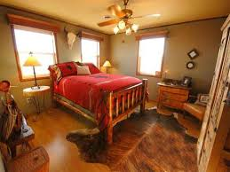 country bedroom furniture western bedroom under antique black red